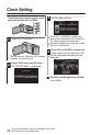 Preview Page 10 | JVC Everio GZ-HM30U Camcorder Manual