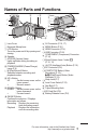 Page #5 of JVC Everio GZ-HM30U Manual