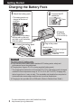 Page 8 Preview of JVC EVERIO GZ-HM440U Operation & user's manual