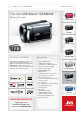 Preview Page 1 | JVC GZ HD3 - Everio Camcorder - 1080i Camcorder Manual