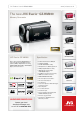 Page #2 of JVC GZ HD3 - Everio Camcorder - 1080i Manual