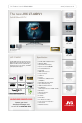 Page 5 Preview of JVC GZ HD3 - Everio Camcorder - 1080i Brochure
