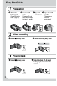 JVC Everio GZ-MS100 | Page 2 Preview