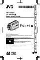 JVC Everio GZ-MS240 | Page 1 Preview