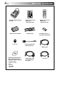 JVC GR GR-DVL307 Instructions manual, Page 6
