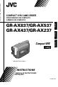JVC GR-AX237UM