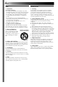 GR-AX237UM Manual