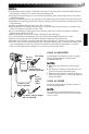 JVC GR-AX237UM Instructions manual