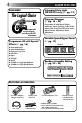JVC GR-AX270 Camcorder