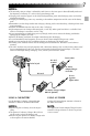 JVC GR-AX270 Camcorder Manual