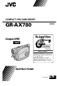 Preview Page 1 | JVC LYT0085-001A Camcorder Manual