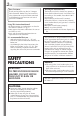 JVC GR-AX947UM | Page 2 Preview