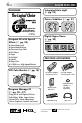 JVC GR-AXM670 | Page 6 Preview