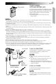 JVC GR-AXM670 | Page 9 Preview