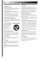 Page #4 of JVC GR-AXM33UM Manual