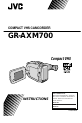 Preview of JVC GR-AXM700, Page 1