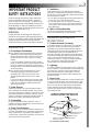 GR-AXM700 Manual, Page 3