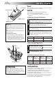 JVC GR-AXM710 | Page 10 Preview