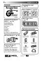 JVC GR-AXM750 | Page 6 Preview