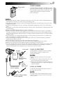 JVC GR-AXM750 | Page 9 Preview