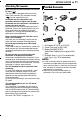 JVC GR-D320E Camcorder, Page 11