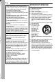JVC GR-D396US Camcorder Manual, Page 4