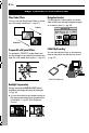 JVC GR-DF450 Camcorder Manual, Page 2