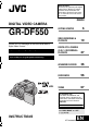 GR-DF550US, Page 1