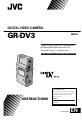 JVC LYT0152-001B Camcorder Manual, Page 1