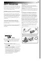JVC LYT0152-001B Camcorder Manual, Page 5