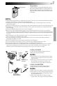 JVC GR-DVF10U Camcorder Manual, Page 7