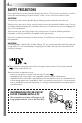 JVC GR-DVL20 | Page 4 Preview