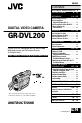 JVC LYT0583-001A | Page 1 Preview