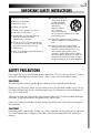 JVC GR-DVL210 Camcorder, Page 3