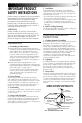 JVC GR-DVM50 | Page 3 Preview