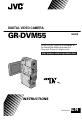 JVC LYT0201-001A | Page 1 Preview