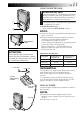 JVC GR-DVM70U - Digital Cybercam Camcorder | Page 11 Preview
