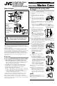 JVC GR-DVM80 | Page 1 Preview