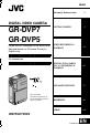 Page #1 of JVC GR-DVP7 Manual