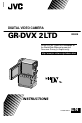 JVC GR-DVX 2LTD | Page 1 Preview