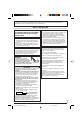 JVC GR-DX25 Instructions manual, Page 3
