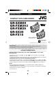 JVC GR-FX15 Camcorder, Page 1