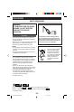 JVC GR-FX15 Camcorder Manual, Page 3