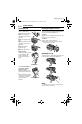 Digital Media Camera GZ-MC500E/EK Manual, Page 8