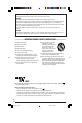 JVC GR-D22 Camcorder Manual, Page 4