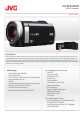 Preview Page 1 | JVC GZ-EX250BUS Camcorder Manual