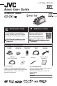 JVC GZ-GX1BUS Camcorder Manual, Page 1