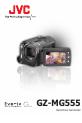 JVC GZ-MG555 | Page 1 Preview