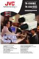 JVC TK-C920BE | Page 1 Preview