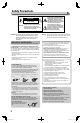 JVC DT-V9L5 | Page 2 Preview